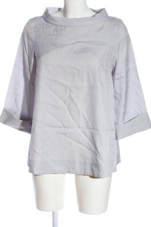 COS Blouse à enfiler gris clair style classique