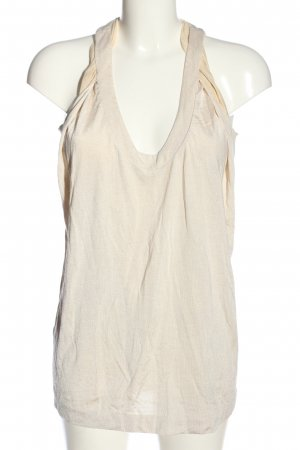 COS Schlupf-Bluse creme Casual-Look