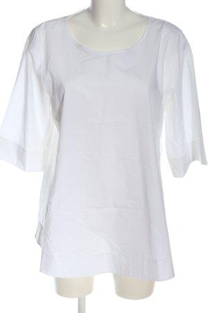COS Schlupf-Bluse weiß Casual-Look