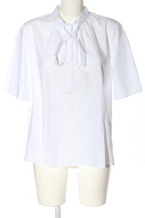 COS Slip-over blouse wit zakelijke stijl