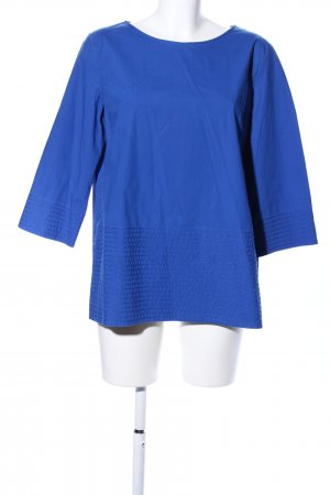 COS Slip-over Blouse blue casual look