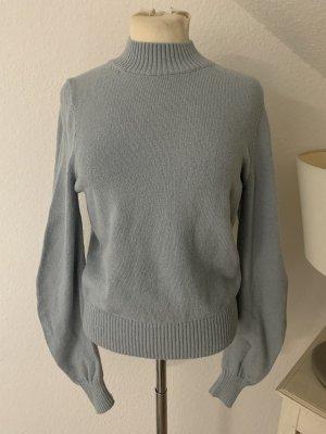COS Wool Sweater slate-gray