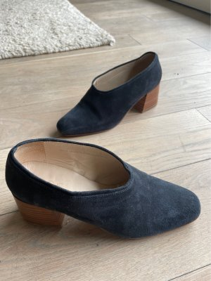 COS Schuhe Dunkelblau