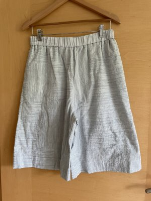 COS Seersucker Knielange Shorts