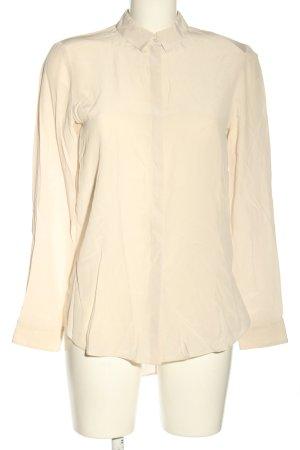 COS Silk Blouse cream casual look