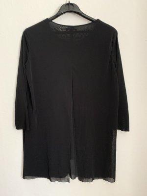 COS Long Sleeve Blouse black