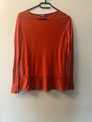 COS Shirt Bluse S rot