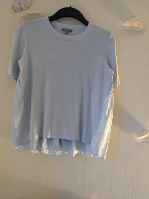 COS Bluzka o kroju koszulki jasnoniebieski
