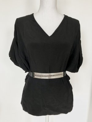 COS Shirt S 36 Schwarz Bluse Top