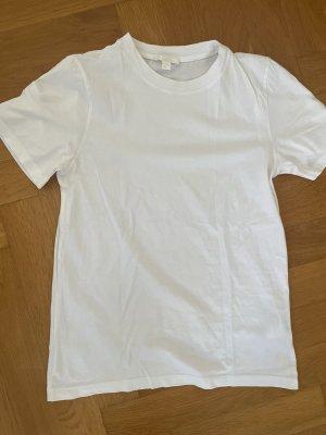COS T-shirt bianco