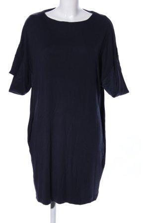 COS Shirtkleid blau Casual-Look