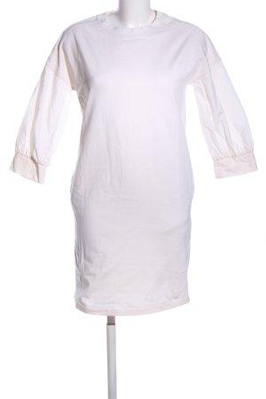 COS Shirtkleid weiß Casual-Look