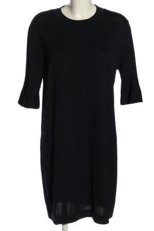 COS Robe t-shirt noir style décontracté
