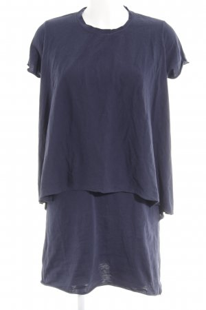 COS Shirtkleid dunkelblau Casual-Look