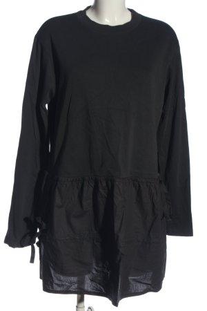 COS Camicia a tunica nero stile casual