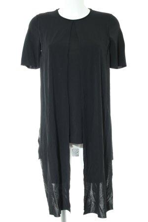 COS Shirttunika schwarz Casual-Look