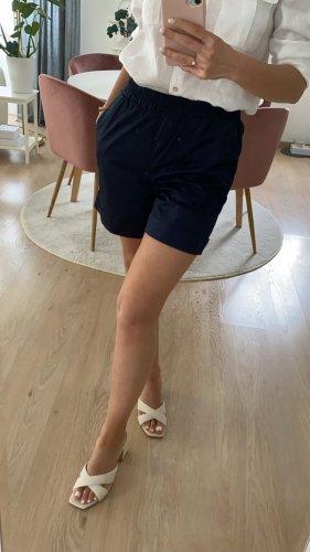 COS Shorts blu scuro