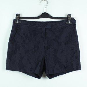 COS Shorts Gr. 38 dunkelblau textruiert (20/02/447)