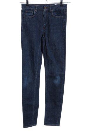 COS Skinny Jeans blau Casual-Look