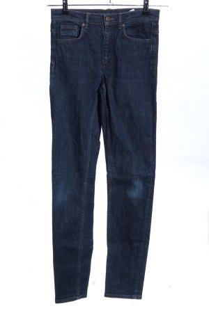 COS Jeans skinny bleu style décontracté
