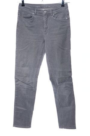 COS Slim jeans lichtgrijs casual uitstraling