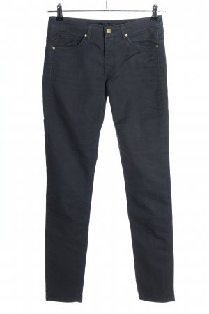 COS Slim Jeans blau Casual-Look