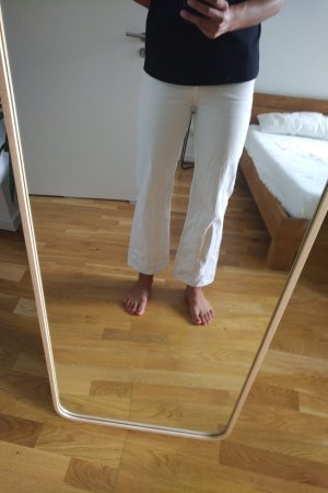 COS 7/8 Length Jeans white