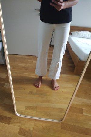 COS 7/8-jeans wit