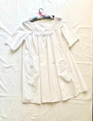 COS Abito baby-doll bianco