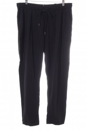 COS Jersey Pants black casual look