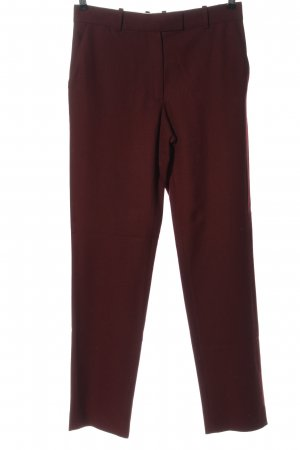 COS Jersey Pants red business style