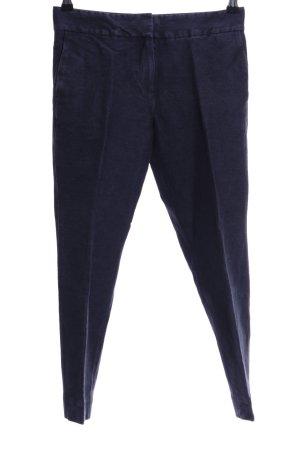 COS Stoffhose blau Business-Look