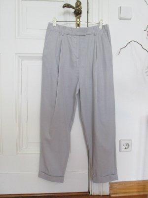 COS High Waist Trousers light grey