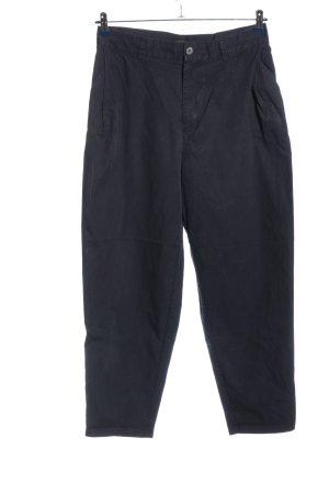 COS Pantalon en jersey noir style décontracté