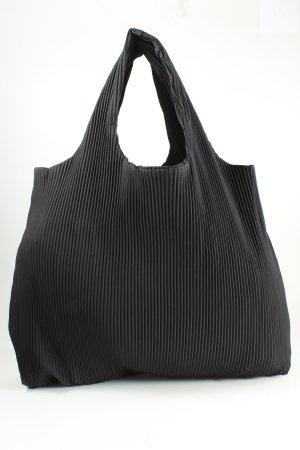 COS Stoffen tas zwart casual uitstraling