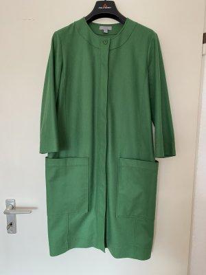 COS Shirtwaist dress forest green wool