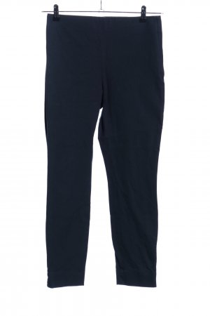 COS Pantalon strech bleu foncé style décontracté