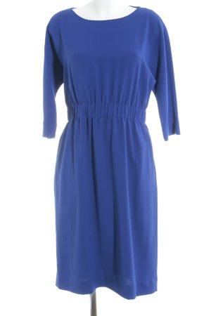 COS Stretch jurk blauw simpele stijl