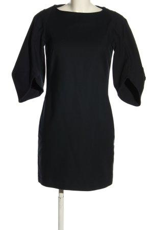 COS Robe stretch noir élégant