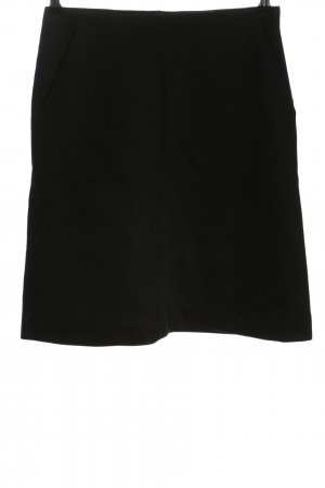 COS Falda stretch negro estilo «business»