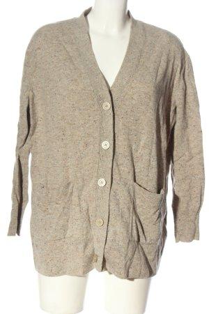COS Cardigan tricotés blanc cassé style décontracté