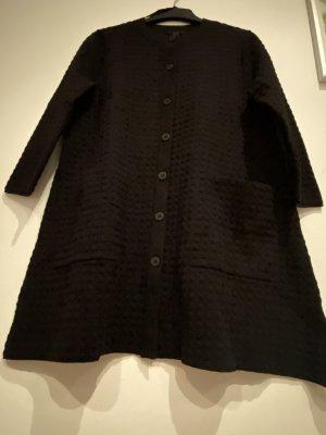COS Veste en tricot noir