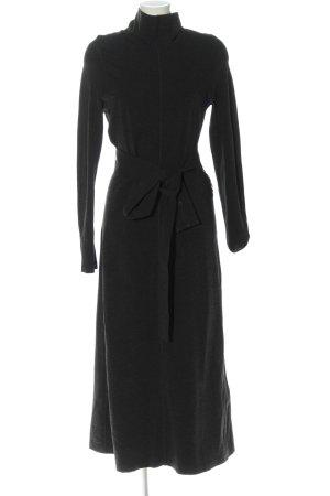 COS Sukienka z dzianiny czarny W stylu casual