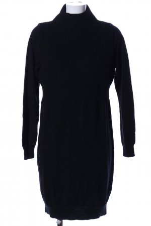 COS Knitted Dress black business style