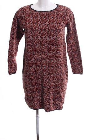 COS Robe en maille tricotées imprimé allover style décontracté