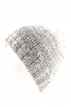 COS Knitted Hat flecked casual look