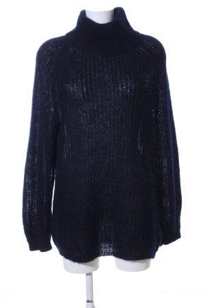 COS Gebreide trui blauw casual uitstraling