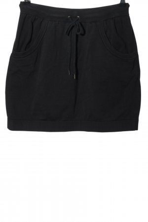 COS Knitted Skirt black casual look