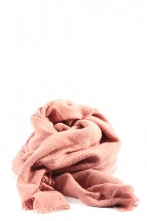 COS Knitted Scarf pink casual look