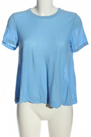 COS Strickshirt blau Casual-Look